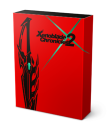 Xenoblade Chronicles 2 Collectors Edition (NSW)