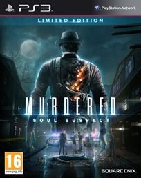 Murdered Soul Suspect Limited Edition (PS3)