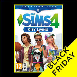 The Sims 4: City Living (PC) + Lehden tilaus