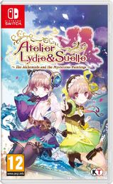 Atelier Lydie & Suelle: The Alchemists and the Mysterious Paintings (PS4/NSW)