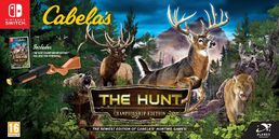 Cabela's The Hunt Championship Edition Bundle (NSW)