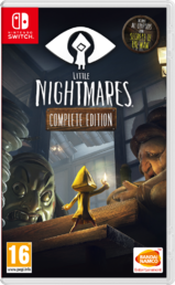 Little Nightmares Complete Edition (PS4, NSW) + Lehden tilaus