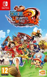 One Piece: Unlimited World Red - Deluxe Edition (NSW)