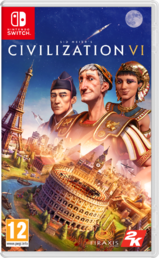 Sid Meier's Civilization VI (NSW)