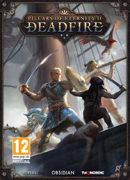 Pillars of Eternity II - Deadfire (PC) + Lehden tilaus