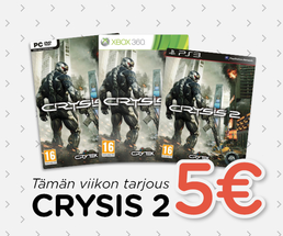 Crysis 2 (pc/PS3/Xbox360)