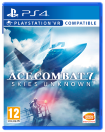 ENNAKKO (18.1.2019) Ace Combat 7: Skies Unknown (PS4/XB1/PC)