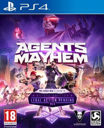 Agents of Mayhem - DayOne Edition (PS4/XB1/PC)