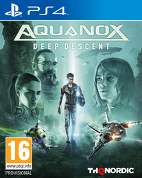ENNAKKO (2018) Aquanox Deep Descent (PS4/XB1/PC)