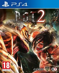 Attack on Titan 2  - A.O.T. 2 (PS4/XB1/NSW)