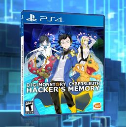 Digimon Story Cyber Sleuth - Hacker´s Memory (PS4)
