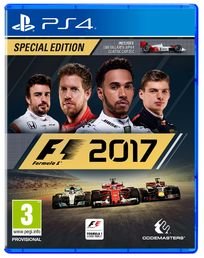 F1 2017 - Special Edition (PS4)