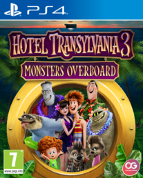 Hotel Transylvania 3: Monsters Overboard (PS4/XB1/NSW)