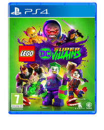 ENNAKKO (19.10.2018) LEGO DC Super Villains (PS4/XB1/NSW)