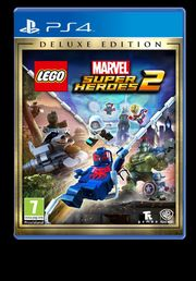 LEGO Marvel Super Heroes 2 Deluxe Edition (PS4/XB1)