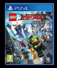 LEGO Ninjago Movie Videogame (PS4/XB1/NSW)
