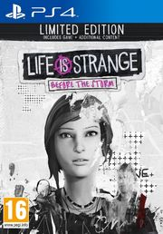 Life is Strange: Before The Storm Limited Edition (PS4/XB1) + Lehden tilaus