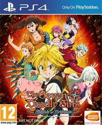 The Seven Deadly Sins - Knights of Britannia (PS4)