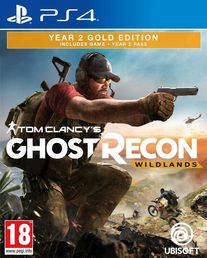 Tom Clancy´s Ghost Recon Wildlands Year 2 Gold Edition (PS4, XB1)