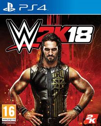 WWE 2K18 (PS4/XB1/NSW)