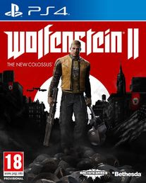 Wolfenstein II: The New Colossus (PS4/XB1/PC)