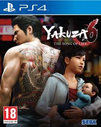 Yakuza 6 - The Song of Life (PS4)