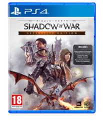 Middle-earth Shadow of War Definitive Edition (PS4, XB1)