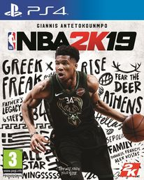 NBA 2K19 (PS4/XB1/NSW)