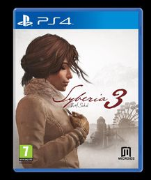 Syberia 3 - Collector's Edition (PS4)