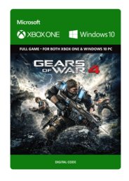 Gears of War 4: Standard Edition (XB1/Win 10) °ESD°