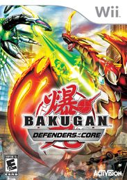 Bakugan: Defenders of the Core (Wii/DS)