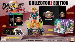 Dragon Ball FighterZ - Collectorz Edition (PS4)