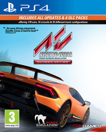 Assetto Corsa Ultimate Edition (PS4/XB1)