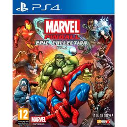 Marvel Pinball - Epic Collection Volume 1 (PS4/XB1) + Lehden tilaus