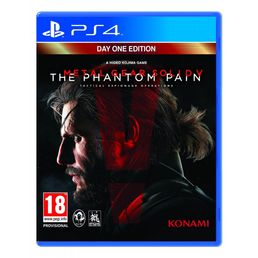 Metal Gear Solid: The Phantom Pain (Day One Edition) (PS4) + 3 kk Pelaajan tilaus