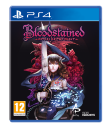 ENNAKKO (21.6.2019) Bloodstained: Ritual of the Night (PS4/XB1/NSW)