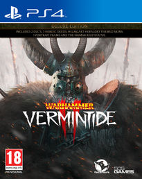 Warhammer: Vermintide 2 Deluxe Edition (PS4/XB1)