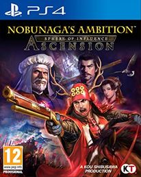 Nobunaga's Ambition: Sphere of Influence - Ascenscion (PS4)