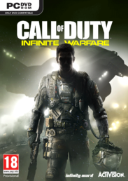 Call of Duty: Infinite Warfare (PC) + Lehden tilaus