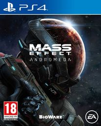 Mass Effect: Andromeda (PS4)