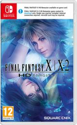 Final Fantasy X/X-2 HD Remaster (NSW)