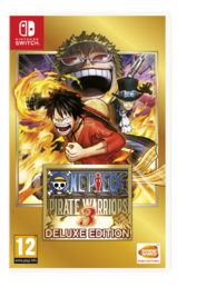 One Piece Pirate Warriors 3 Deluxe Edition (NSW)