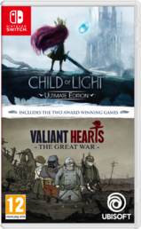 Child of Light Ultimate Edition / Valiant Hearts The Great War (NSW)