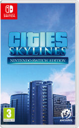 Cities Skylines Nintendo Switch Edition (NSW)
