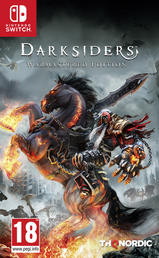 Darksiders Warmastered Edition (NSW)