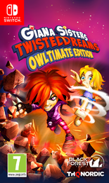 Giana Sisters: Twisted Dreams Owltimate Edition (NSW)