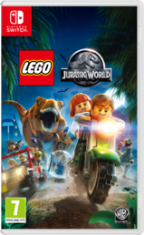 ENNAKKO (20.9.2019) LEGO Jurassic World (NSW)