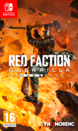 ENNAKKO (2.7.2019) Red Faction Guerrilla Remarstered (NSW)