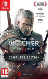 The Witcher Wild Hunt III Complete Edition (NSW)