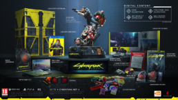 Cyberpunk 2077 Collector's Edition (PS4/XB1)